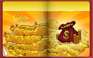 Treasurebookcodecoin500