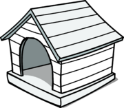 White Puffle House sprite 002