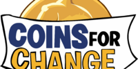 Coins For Change Card