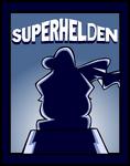 Superhero Stage Poster icon de
