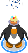 Happy Birthday Hat special animation