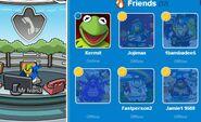 Kermit on the Buddy List