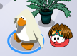 Puffle Hats The High Flyer leash