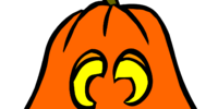 Silly Jack-O-Lantern