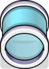 Short Puffle Tube sprite 032
