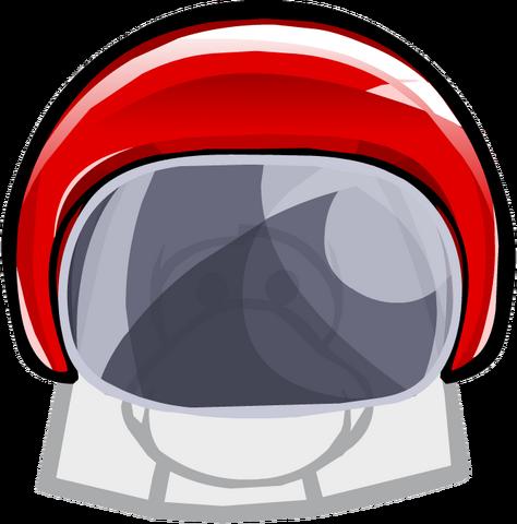 File:Red Bobsled Helmet.png