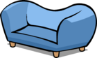 Blue Couch sprite 002