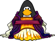 Phoenix Dress from a Player Card2