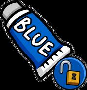 Blue Face Paint (Unlockable 2)
