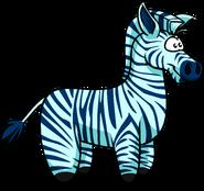 Zebra sprite 002