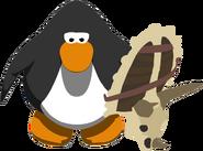 Dino-leather Shield IG