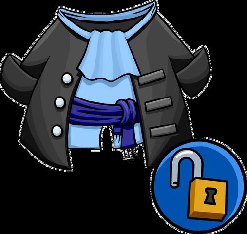 File:Unlockable Gray Pirate Coat.png