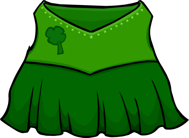 File:Shamrock Dress.png