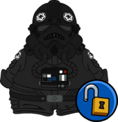 TIE Fighter Pilot Costume icon