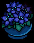 Potted Poinsettia sprite 002