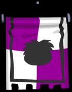 Purple Banner