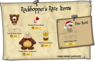 Rockhopper's Rare Items December 2013