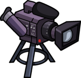Video Camera (furniture) icon