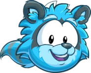Puffle blue1011 paper