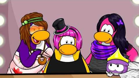 Fashion Show on Club Penguin! (Official Commercial)