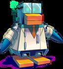 Gary Bot malfunctioned