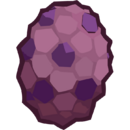 Prehistoric 2013 Eggs Triceratops Purple