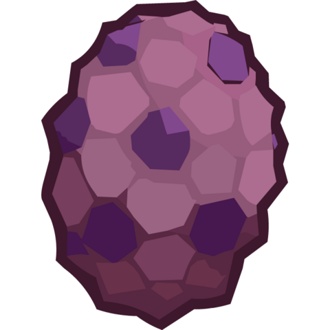 File:Prehistoric 2013 Eggs Triceratops Purple.png
