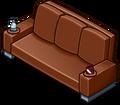 Brown Designer Couch sprite 008