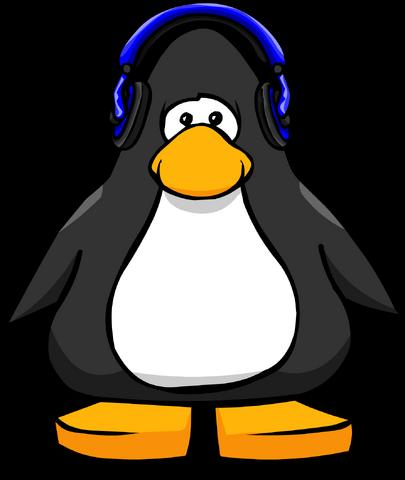File:Blue Headphones445566.PNG