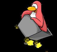 Mine Cart Penguin2