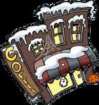 HalloweenParty2005CoffeeShopExterior