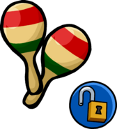 Pair of Maracas unlockable icon