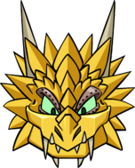 Yellow Hydra Head