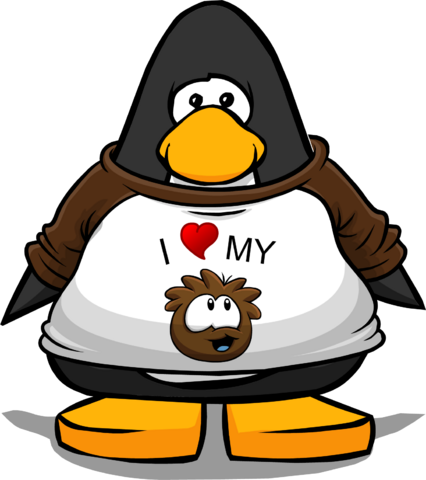 File:I Heart My Brown Puffle T-Shirt on a Player Card.png