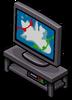 Black TV Stand sprite 011