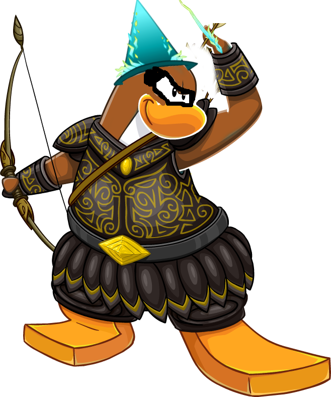 image - wizard ninja penguins.png | club penguin wiki | fandom ... - Club Penguin Coloring Pages Ninja
