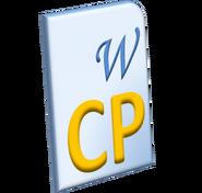 CP W document mark