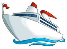 Cruise Ship Pin