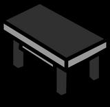 Piano Bench sprite 002