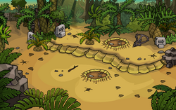 Prehistoric Party 2016 Tree Place