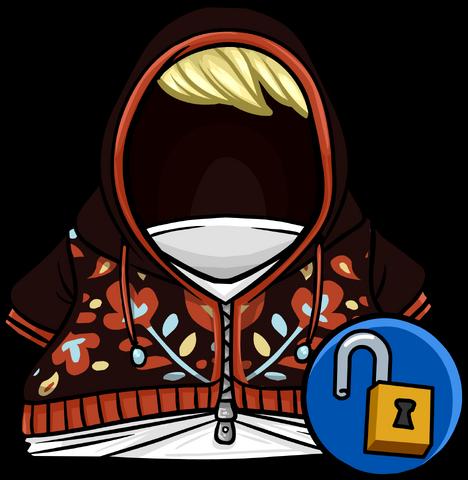 File:Vintage Hoodie clothing icon ID 14203.png