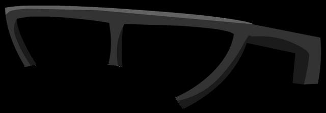 File:Black Sunglasses4.png