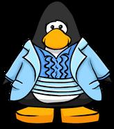 Blue Tuxedo PC