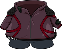 Sturdy Jacket for infobox