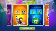 Music Jam 2016 app interface page 5