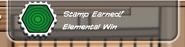 Elemental win earned