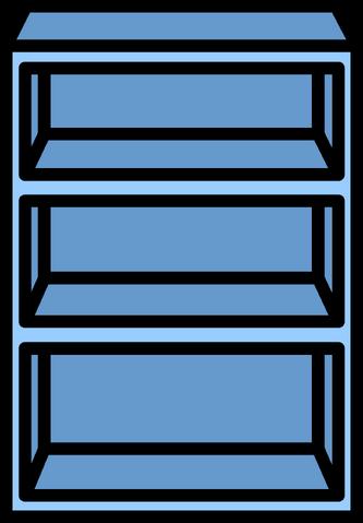 File:Blue Bookshelf.PNG