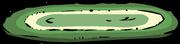 Green Oval Rug sprite 001
