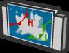 LCD Television sprite 016