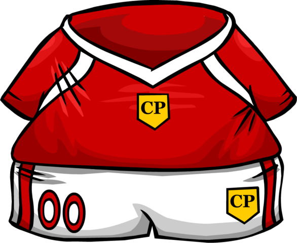 File:Red Soccer Jersey.png